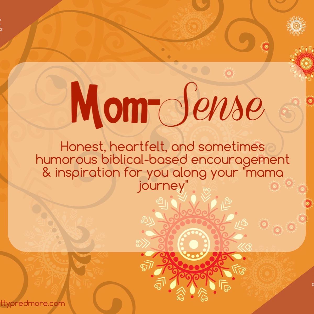 Mom -Sense – Mentorship ~ Connection ~Service